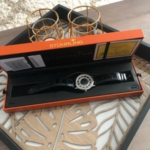 Men's Stuhrling Wristwatch